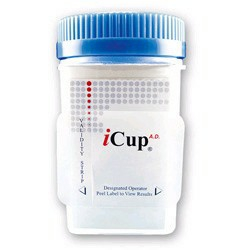 Twelve Panel Drug Test Cup with Adulteration Strip 1