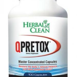 Herbal Clean Q Pretox 1