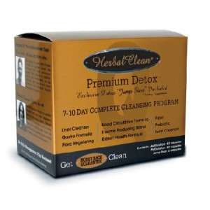 Herbal Clean Permanent Detox 1