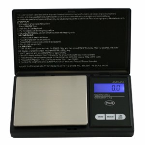 American Weigh AWS-1KG Digital Scale 1000g x 0