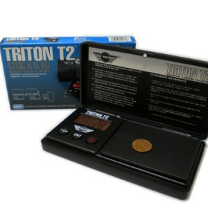 My Weigh Triton T2 Digital Scale 120g x 0
