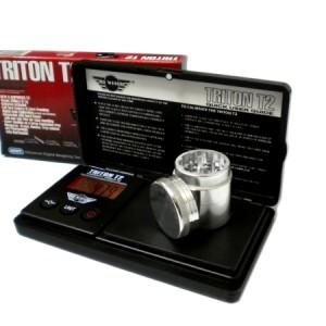My Weigh Triton T2 Digital Scale 300g x 0
