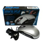 ProScale Optical Mouse, Safe & Scale 100g x 0
