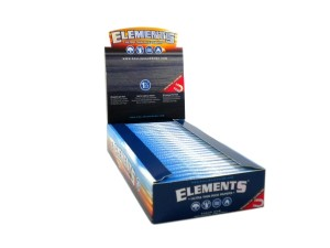 Elements - Ultra Thin Rice 1¼ Rolling Papers 1