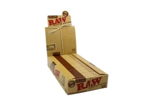 RAW Organic Unbleached 1¼ Rolling Papers 1