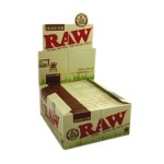RAW - Organic King Size Slim Papers - 50 Pack 1