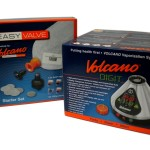 Digital Volcano Vaporizer with Easy Valve 1