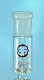 14mm Glass Filter Tube Kit - Small 1