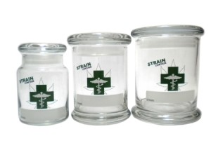 Glass Jars Legal Smoke Shop