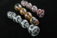 Rasta Twist Chillum