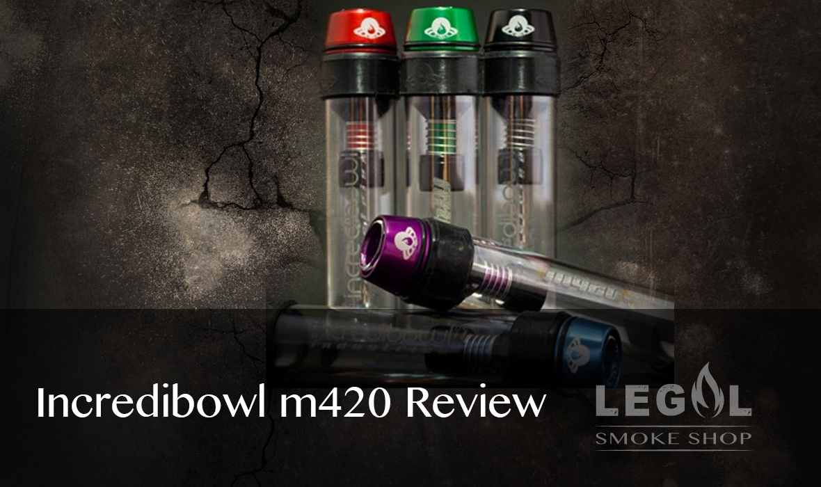 ce5893a1e8cb The Incredibowl m420 - Pipe-Tech Redefined - Legal Smoke Shop