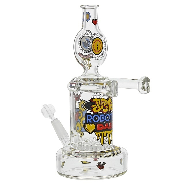 Robots Love Dabs Baker Bot